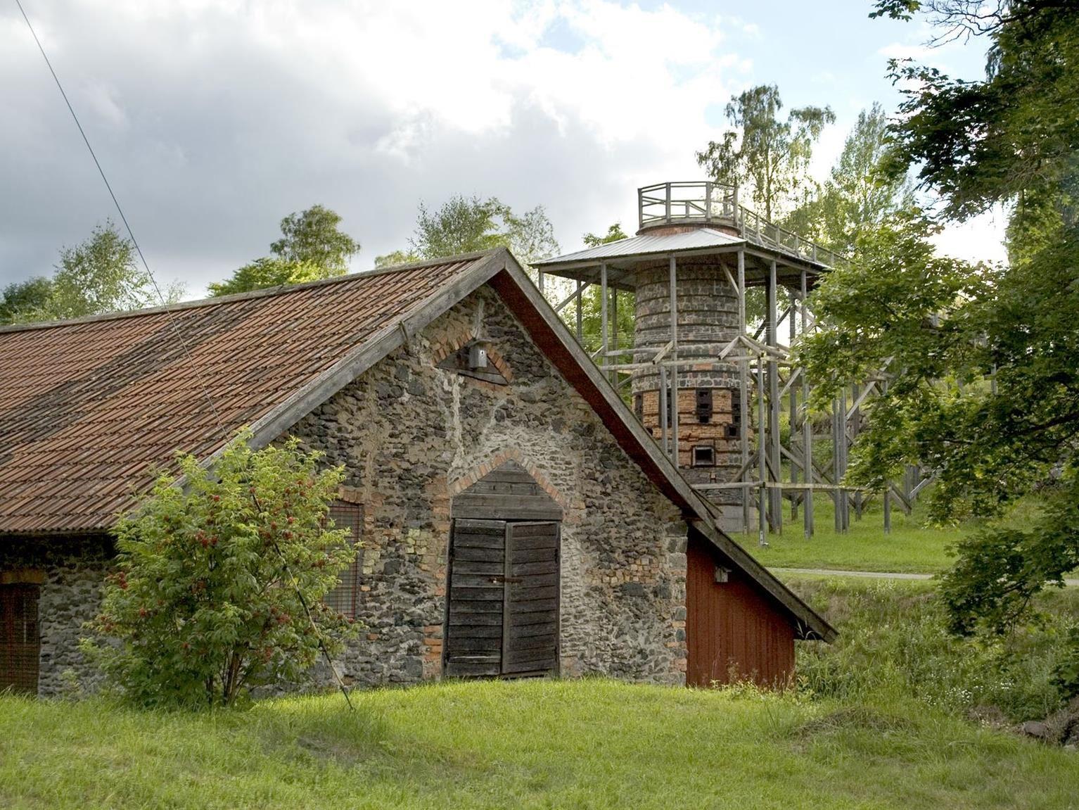Guidad visning av Flatenbergs hytta
