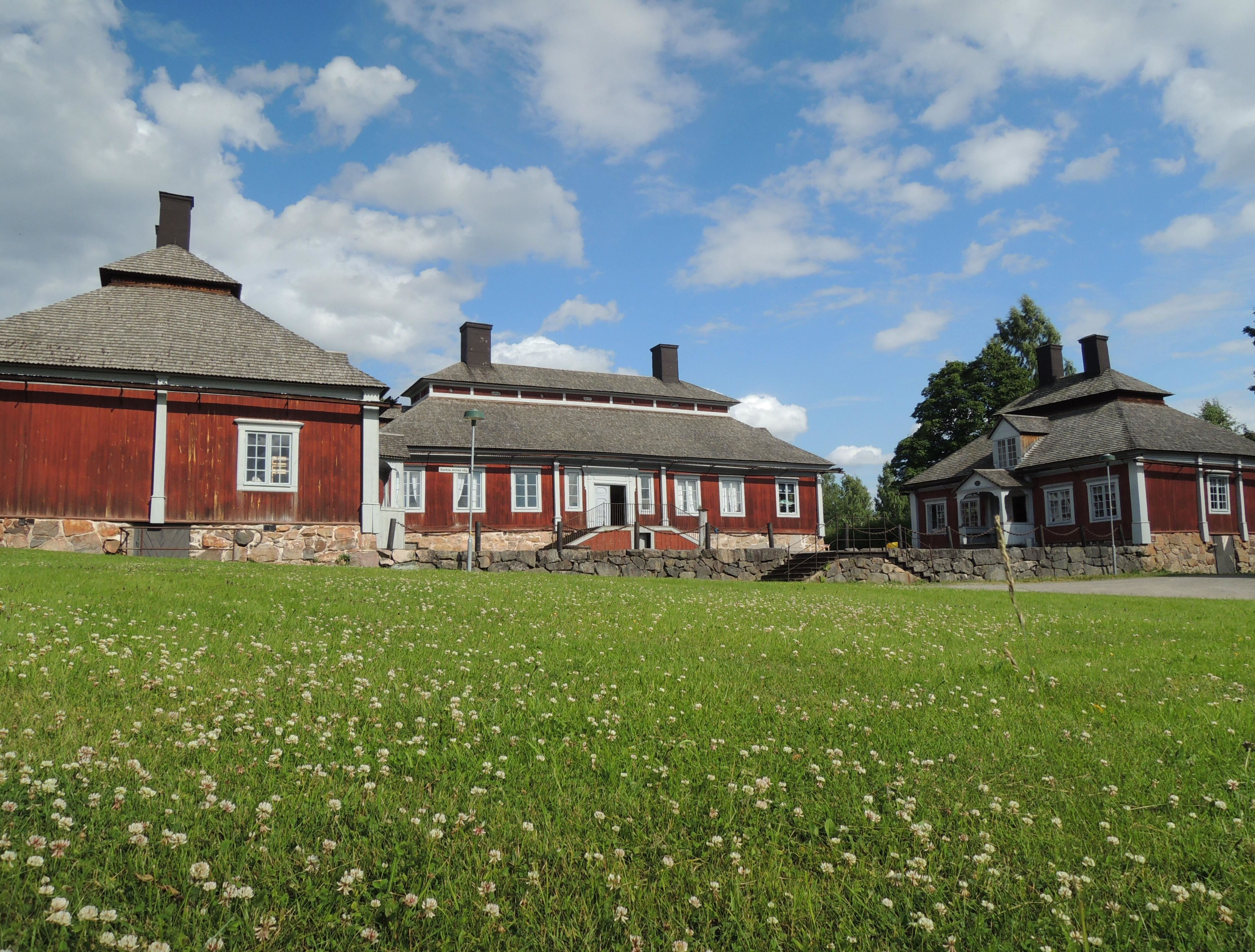 Foto på byggnader: Mona Geprägs. ,  © Foto på byggnader: Mona Geprägs. , Familjedag