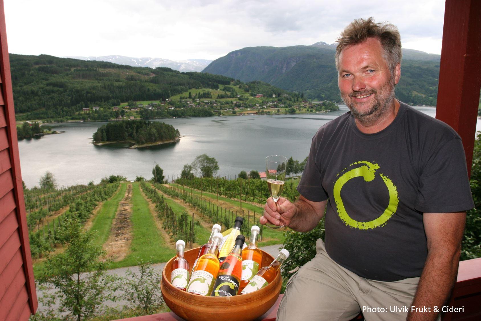 © Ulvik Frukt & Cideri, Travel like the locals - Cider in Ulvik
