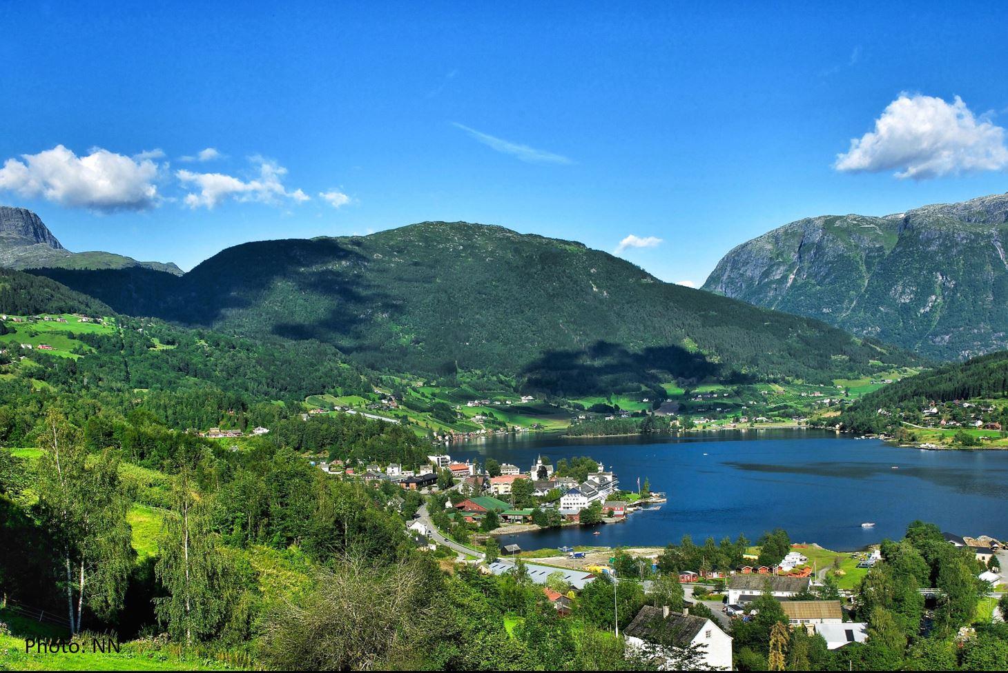 Travel like the locals - Ulvik in Hardanger