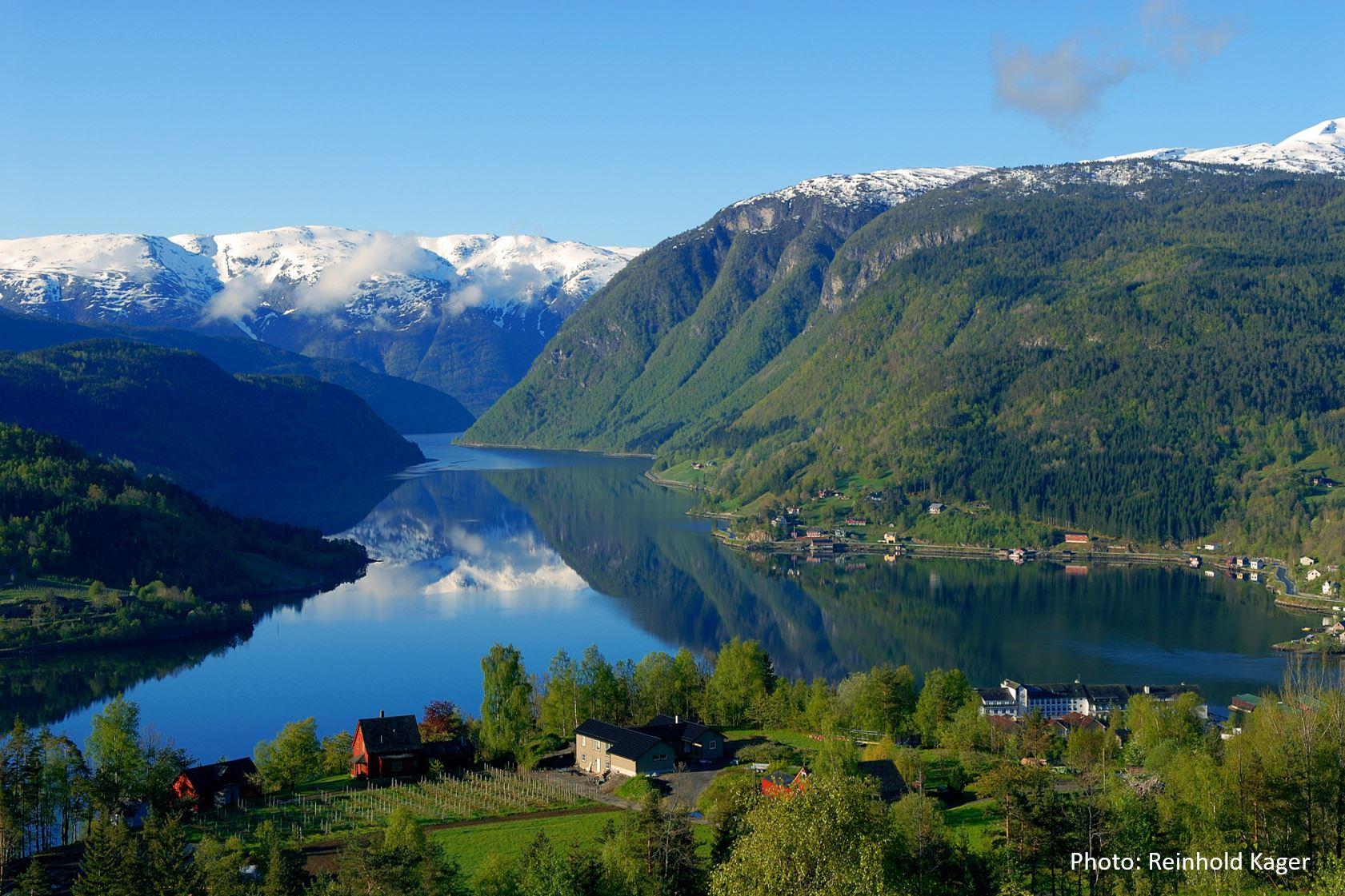 © Reinhold Kager, Travel like the locals - Ulvik in Hardanger