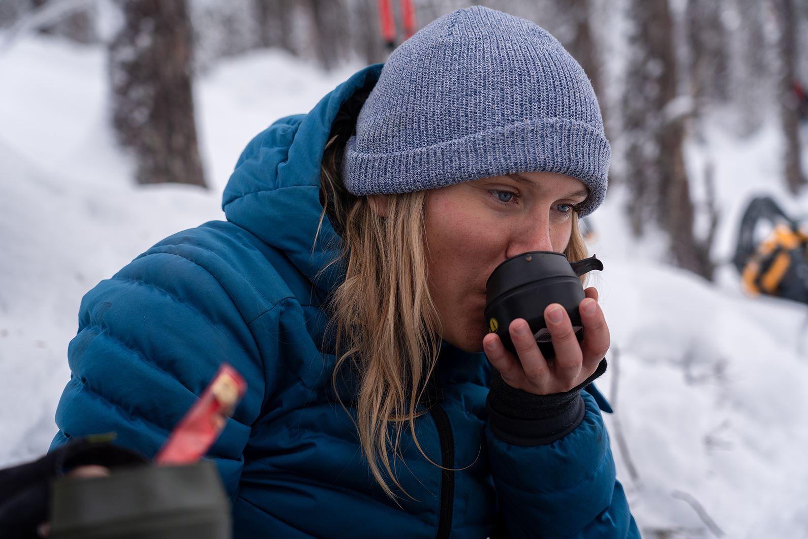 © Hunnalvatn Media, Snowshoeing in Raundalen