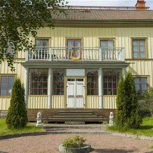 Lôkes Lökes Hälsingegård Boning Järvsö Träslott Hälsingland