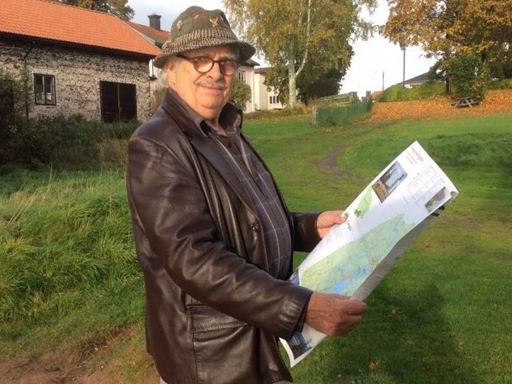Kyrkvandring och guidning i Grangärde kyrkby