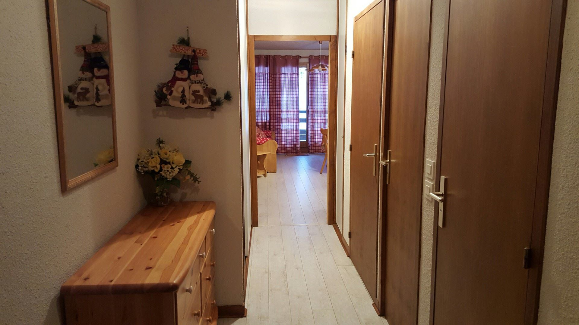 3 rooms 7 people / FOLYERES 22 (Mountain)