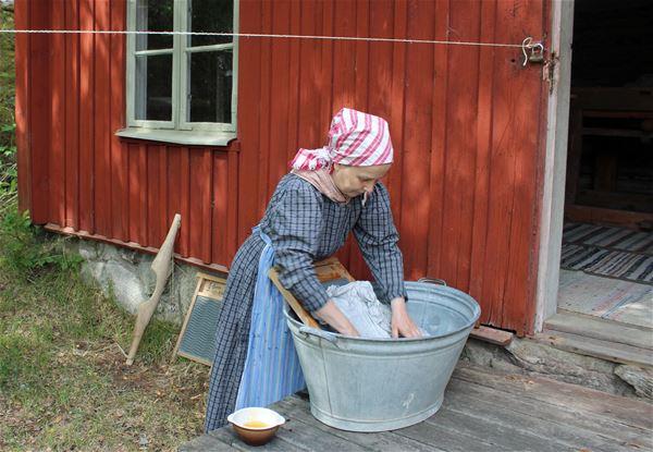1800-talsveckan på Torekällberget