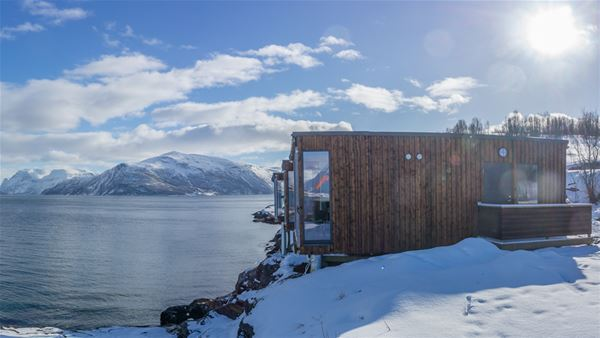 Aurora Fjord Cabins,  © Aurora Fjord Cabins, Panorama and Seaside cabins - Lyngen Adventure