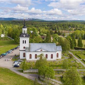 Patrik Gineman, Haverö kyrka