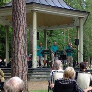 Musik i Stadsparken - Falu blåsorkester