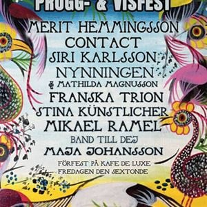 Tyrolens Progg- & visfest
