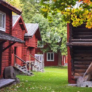 Anna Holm,  © Visit Dalarna, Friluftsgudstjänst