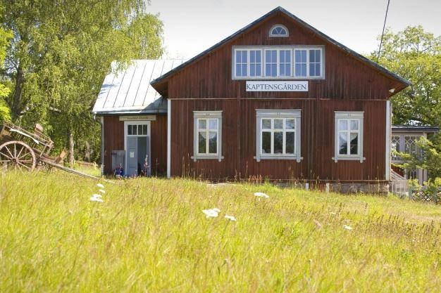 Kaptensgården, Nagu Åboland
