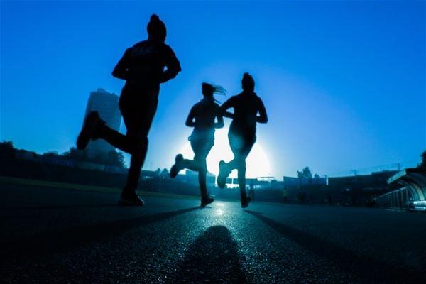 The city race Run-OCR