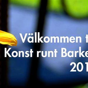Eva Gustafsson, Konst runt Barken