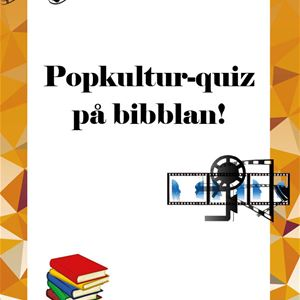 Pop culture in the libray