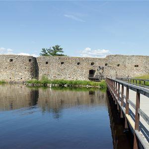Guidning: Kronobergs slottsruin med Håkan Nordmark