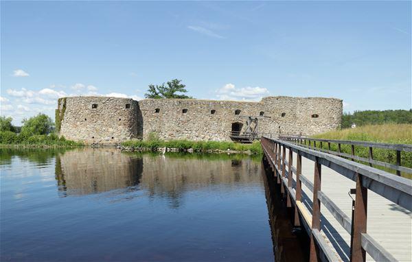 Guidning: Kronobergs slottsruin med Åsa Alering.