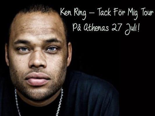 Ken Ring - Tack för mig tour