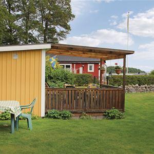 Ferienhaus mit 2 Betten -Pukavik
