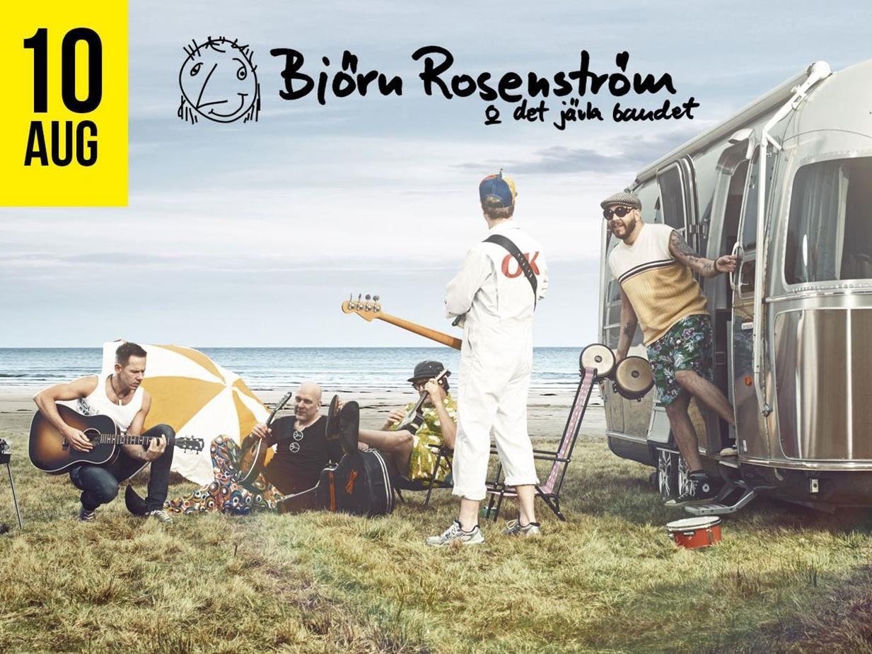 Björn Rosenström & disco