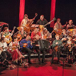 Södra Bergens Balalaikor - jubileumskonsert