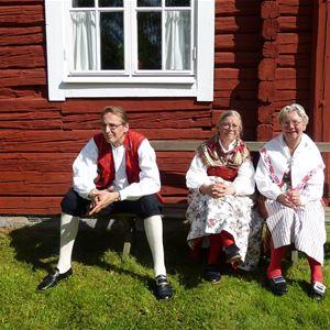Söndagsöppet på Grytnäs gammelgård