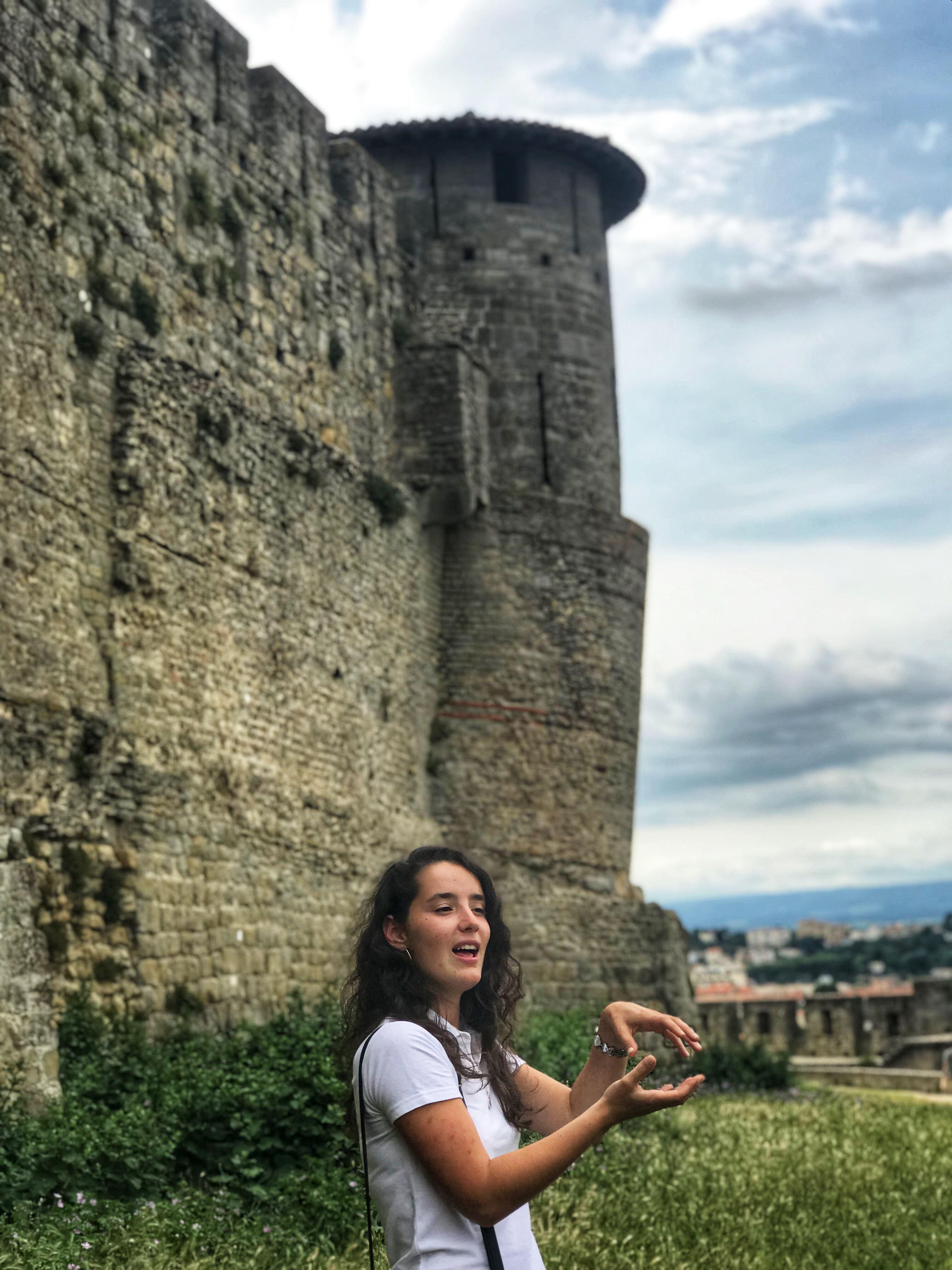 Visite guidée - Quand l'Histoire rencontre la légende - Agence Pays d'Oc