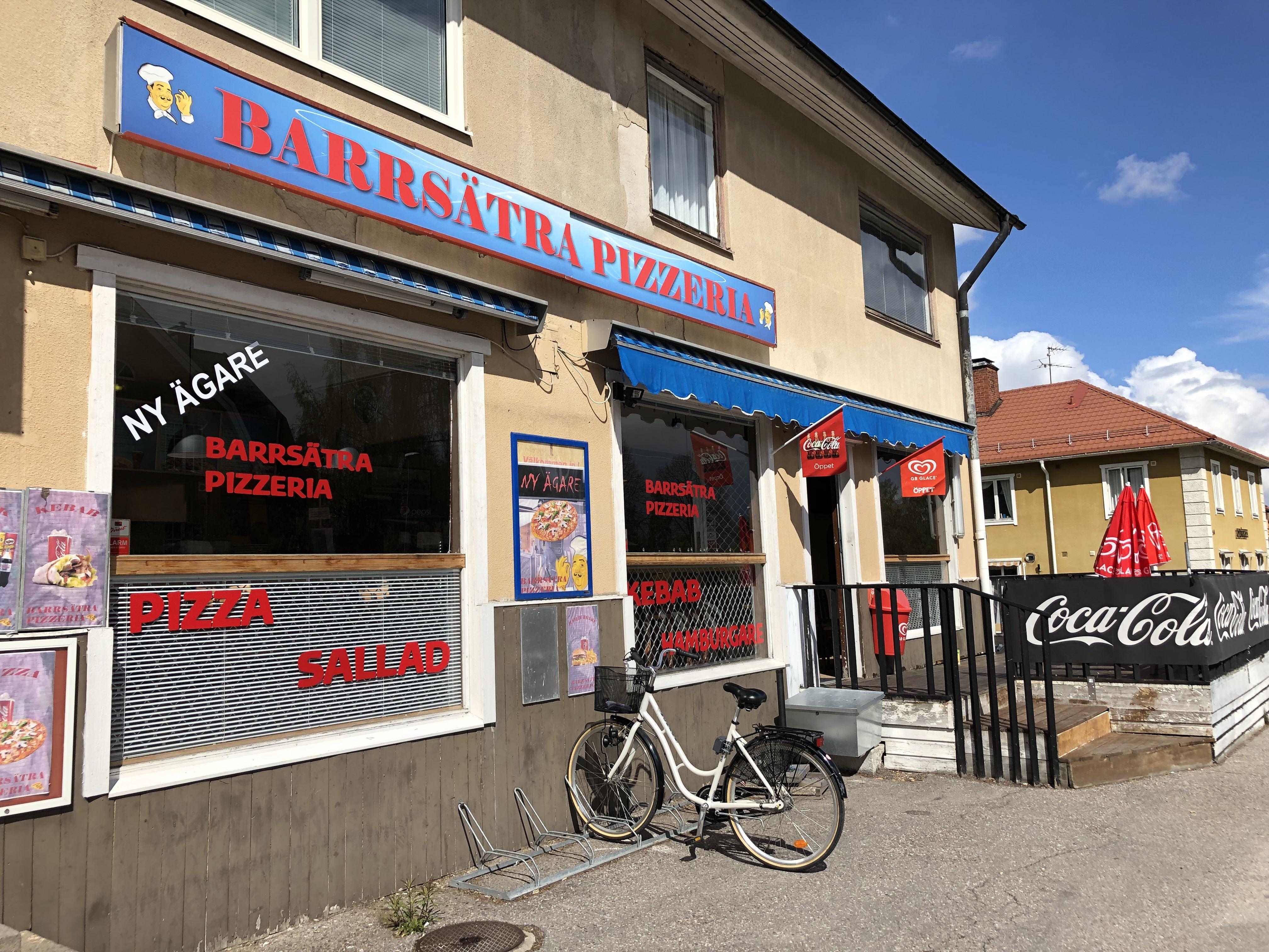 Annika Engman, Barrsätra Pizzeria