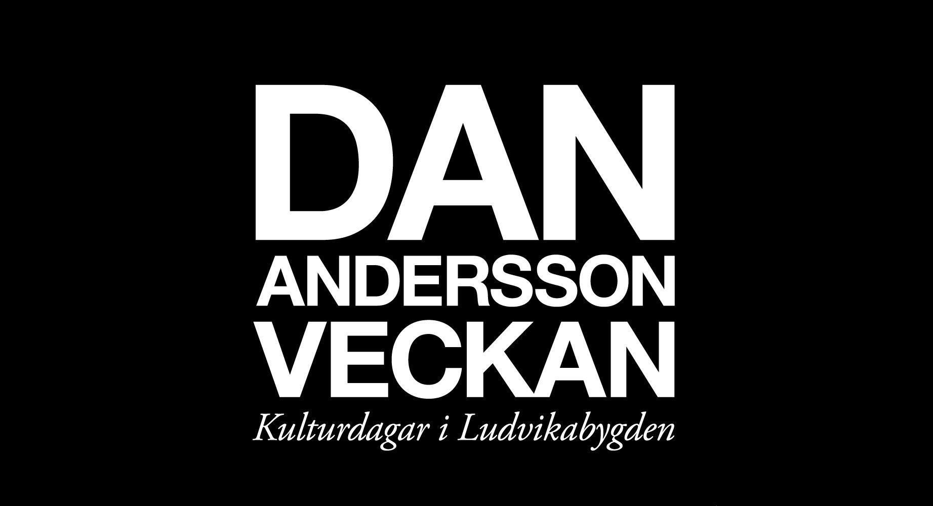 Dan Andersson Sällskapets Afton