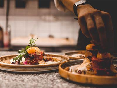 Middagspaket på Restaurang Indigo