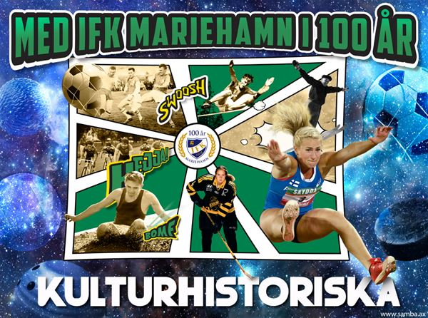 Exhibition at Cultural history museum: IFK Mariehamn 100 years
