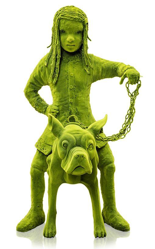 Ålands konstmuseum: Utställning med skulptören Kim Simonsson och videokonstnären Santeri Tuori