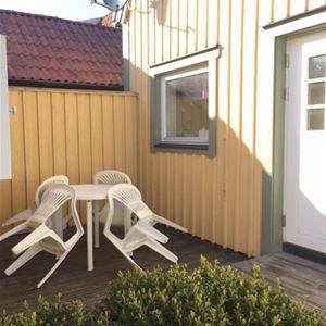 Bluesboende i centrala Mönsterås