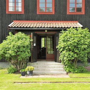 Alfvéngården, Leksand
