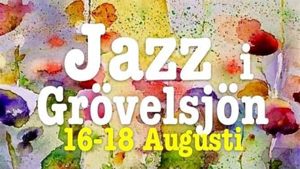 Jazz i Grövelsjön