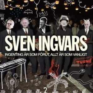 Sven Ingvars