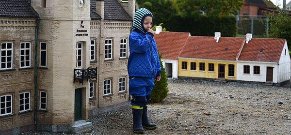 Minibyen i Maribo, oplev fortiden i ministørrelse