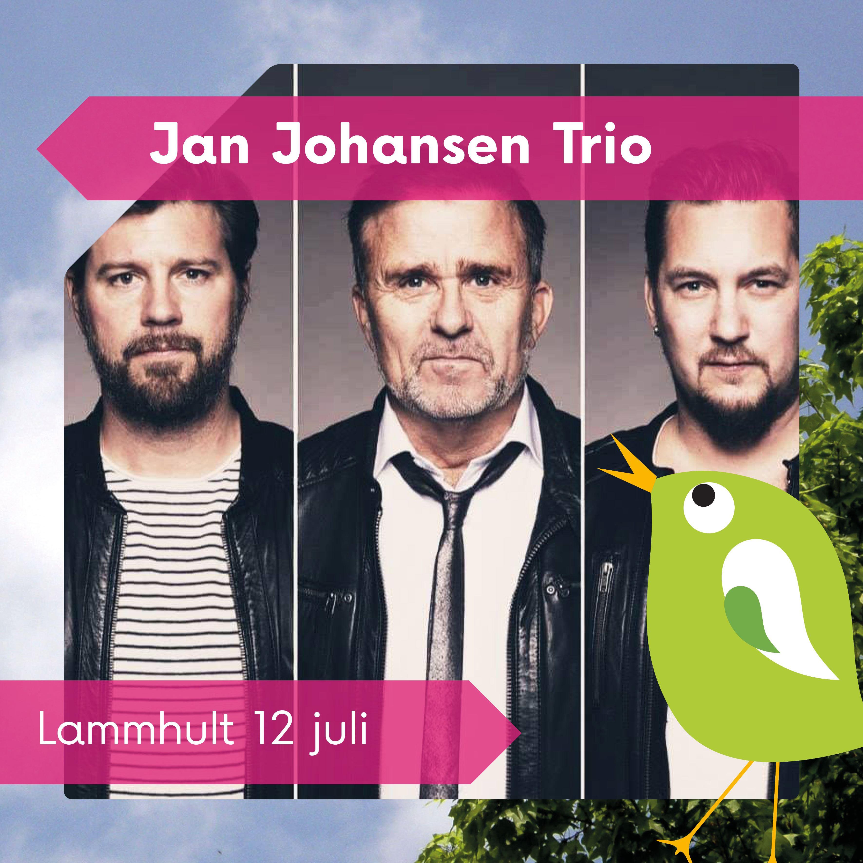 Scensommar: Jan Johansen Trio