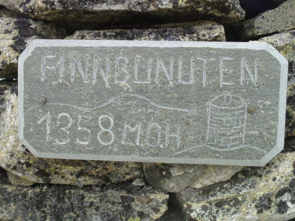 Guided hike to Finnbunuten Mountain