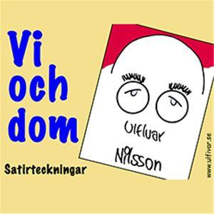 Ulf Ivar Nilsson,  © Ulf Ivar Nilsson, satirteckningar