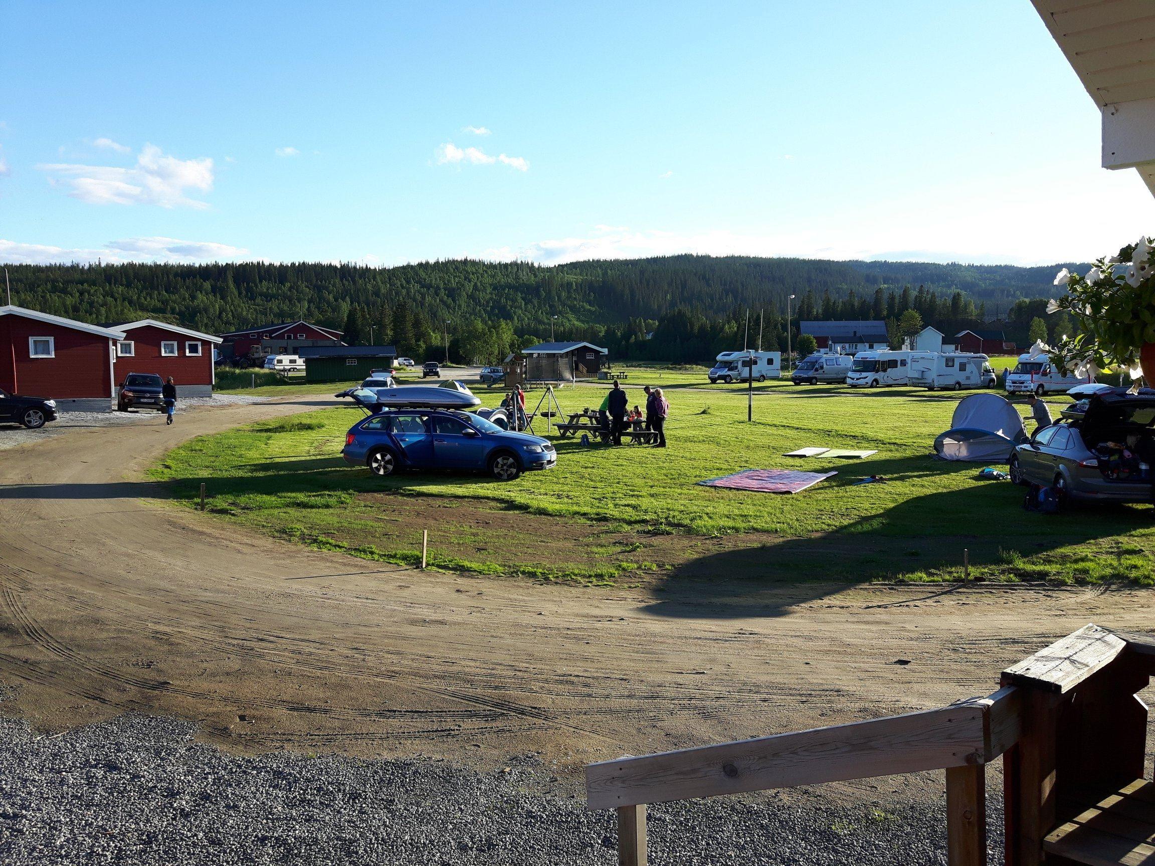 Røssvoll Camping