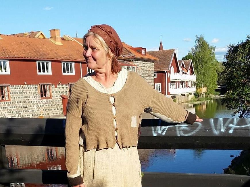 Ja ä Stuv Eva ja! Dramatiserad vandring i Gamla Herrgården