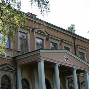Visning av Villa Bergalid