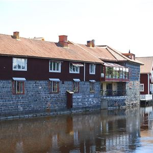 Stadsvandring bland Falu stads unika slagghus från 1700-talet