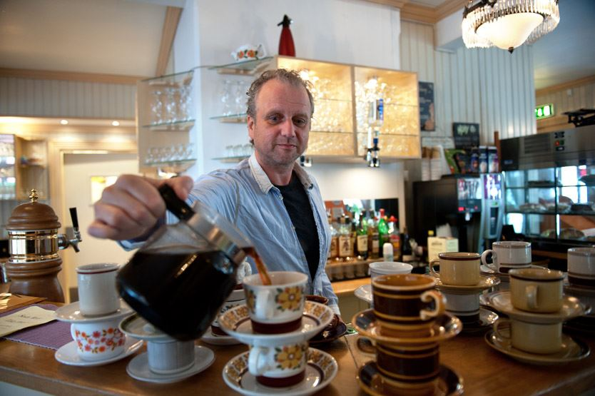 Gilles Cafe & Musikk