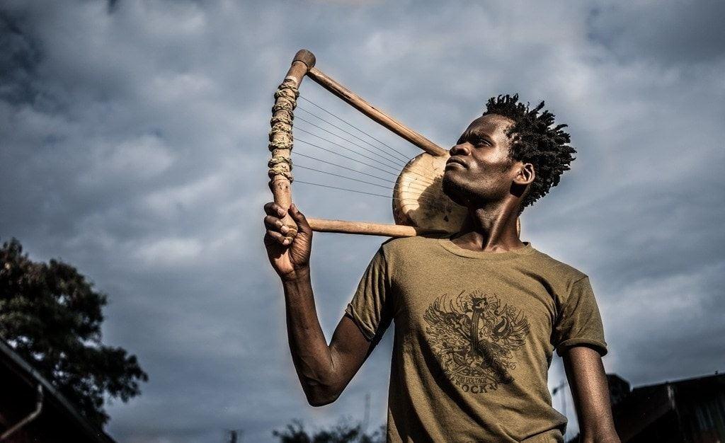 Daniel Onyango - Nyaiti stories
