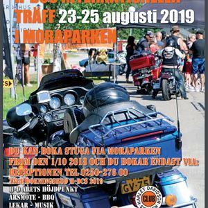 Harley Davidson Club Sweden, Internationell träff
