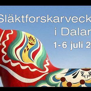 Släktforskarveckan i Dalarna - Faludagen
