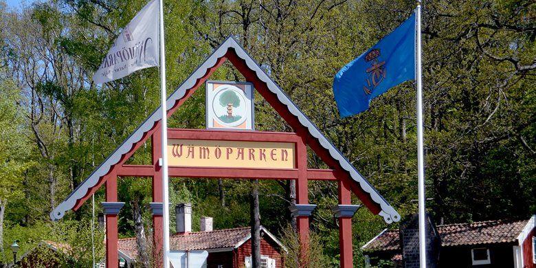 Nostalgia day in Wämöparken