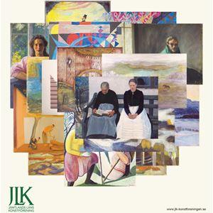 © Copy: jlk-konstforeningen.se, Önskeutställningen - Jamtli